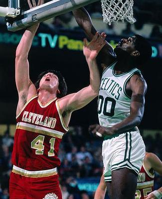 Petrozza During His Breakout Game Versus The Celtics