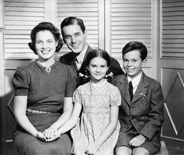 Benjamin family in america two