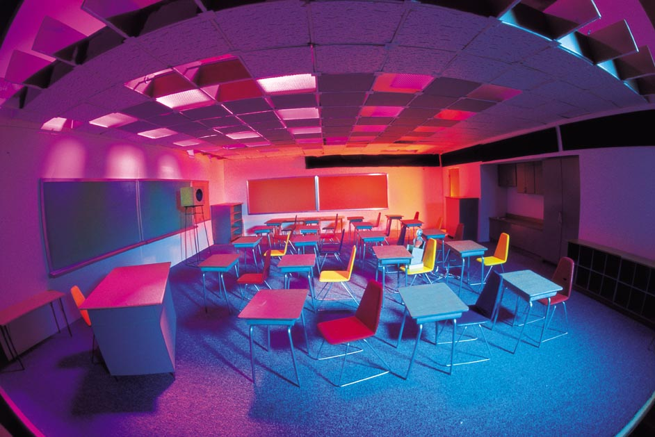Unique Classroom Design ~ The future ain t what it used to be reflections on