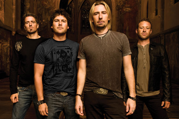 Nickelback Call Press Conference To Denounce Metal