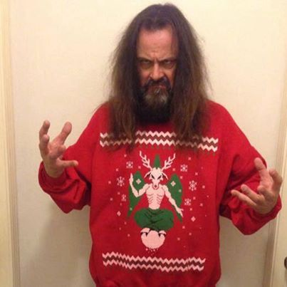 Glen Benton Christmas Sweater