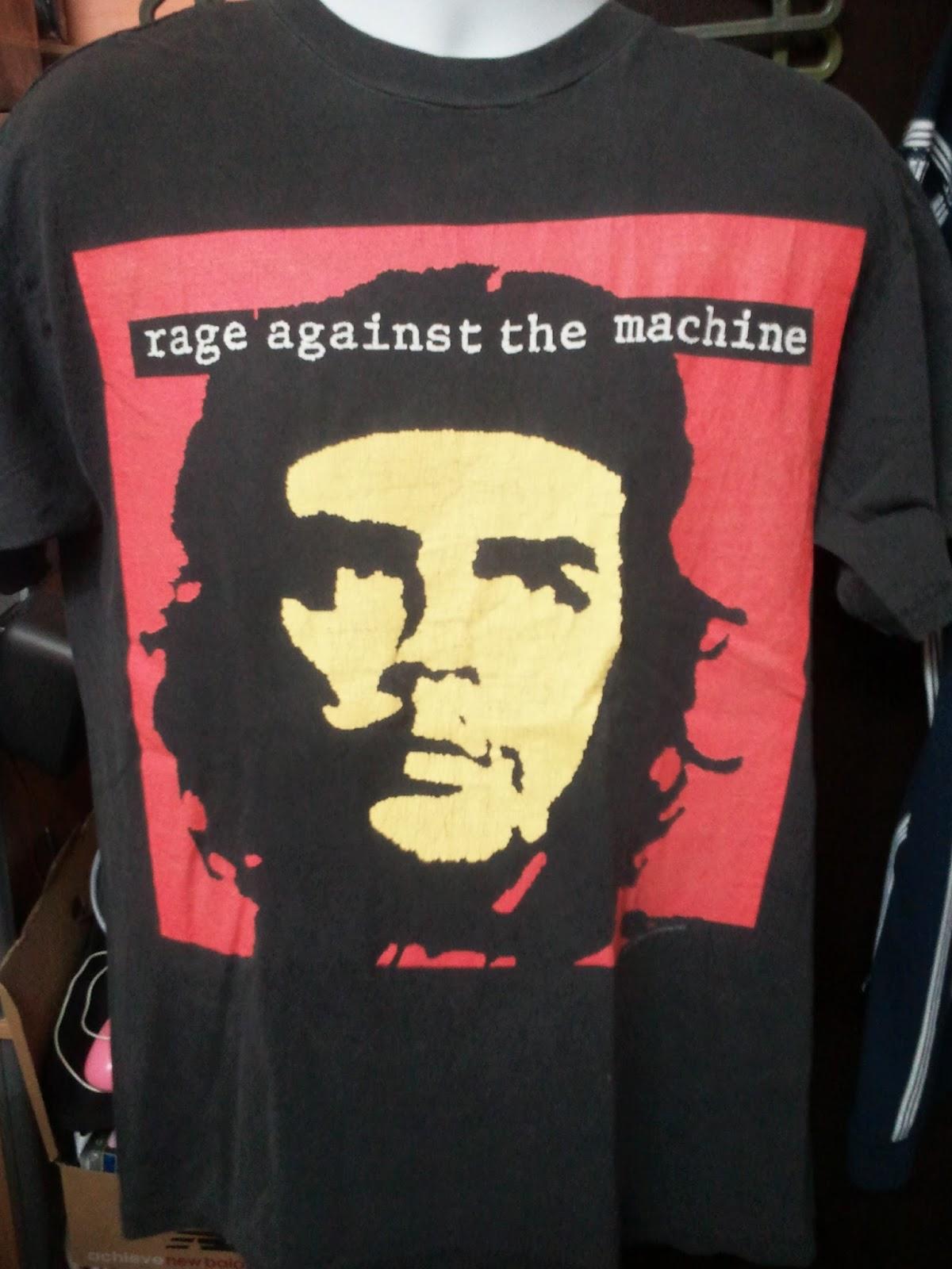 0dcd2a47349 Rage Against The Machine Che Tee Shirts