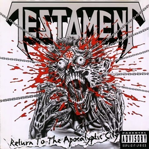 Testament - Return To The Apocalyptic City (1993)