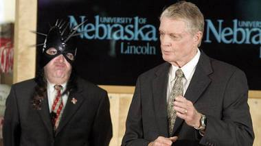 Kirchin Openly Mocking Former Nebraska Mayor Ben Roberts At A Town Hall Meeting This Fall