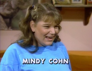 mindy cohn from facts of life