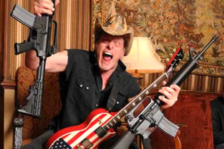 Ted Nugent Applying For Mensa