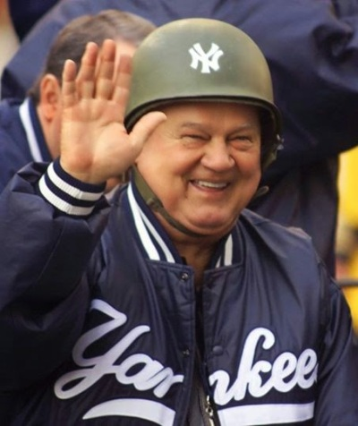 Late Yankee Mascot Don Zimmer During The Battle of San Juan Hill