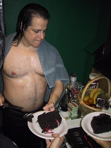 danzig_cake 1 danzig to fight all americans on august 1st the tyranny of tradition