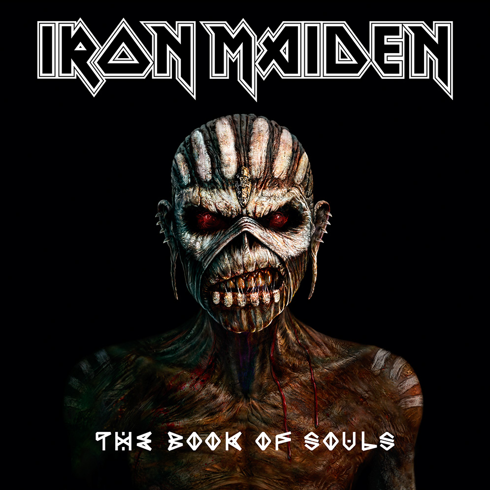 """New Iron Maiden Album Cover Pays Tribute To James Franco In """"Spring"""